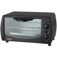 Buy cheap toaster oven electric oven 9Liters with 2 quartz tube Heating Elements from wholesalers