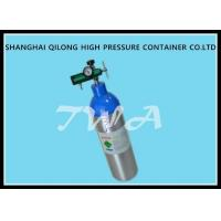 Buy cheap EU Certificate Alloy 6061 3L Portable Scuba Diving Oxygen Tank / Small Scuba Tank from wholesalers