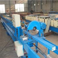 Buy cheap Steel Pipe Square Downspout Roll Forming Machinery from wholesalers