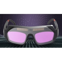 Buy cheap Flexible PVC Dual Frequency Automatic Dimming Welding Glasses For Plasma Cutting product