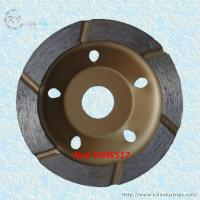 Buy cheap Sintered Turbo Cup Grinding Wheel - DGWS17 from wholesalers