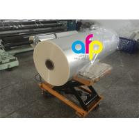 Buy cheap Soft Flexible Packaging Film 38 Dynes One Side Corona Treatment 3 Core from wholesalers
