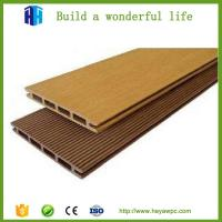Buy cheap HEYA wood composite exterior wall panel cladding ideas construction company from wholesalers