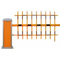 Buy cheap Vehicle Traffic Automatic Barrier Gate With Skirt Apply To Car Access Control from wholesalers