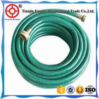 Buy cheap steel wire braided fabric inserted hose flexible expandable garden hose from wholesalers