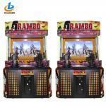Buy cheap Simulator Stallone Shooting Arcade Machine , Stand Up Arcade Game Machine from wholesalers