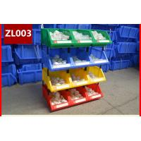 Buy cheap stackable plastic bin for warehouse warehouse stackable plastic storage bin for small parts from wholesalers