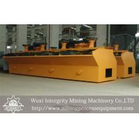 Buy cheap Mining Iron Ore Flotation Process Air Inflation Mechanical Agitating from wholesalers