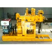 Buy cheap High Efficiency Water Well Drilling Rig XY-3 300m Depth For Geothermal Exploration from wholesalers