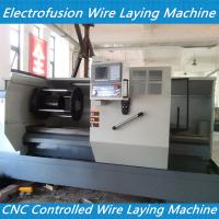 Buy cheap cnc controlled tapping tee electrofusion fitting wire laying machine ELECTRO-FUSION FITTIN from wholesalers