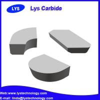 Buy cheap k20 tungsten carbide brazed tips from wholesalers