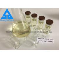 Buy cheap CAS 58-20-8 Oil Based Testosterone Cypionate Steroids For Muscle Building from wholesalers