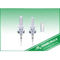 Buy cheap 20/410 24/410 PP Plastic Nasal Sprayer for Glass Vial from wholesalers
