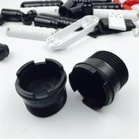 Buy cheap 3 1/8 Plastic Thread Protectors , Plastic And Steel Drill Pipe Thread Protectors from wholesalers