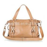 Buy cheap Fashion Leisure Lady Handbag,First Layer Real Leather Handag from wholesalers