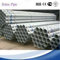 Buy cheap Tobee ® Q235 ST35 galvanized iron pipe price for water pipe line from wholesalers