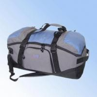 Buy cheap Ripstop 600D Polyester Travel Bag with 2 top pockets from wholesalers