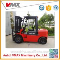 Buy cheap Vmax 4 ton diesel engine power pullet forklift truck CPCD40 with free toolbox product