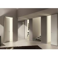 Buy cheap Interior Composite Custom Wood Doors With MDF + Plywood Material Finished Surface from wholesalers