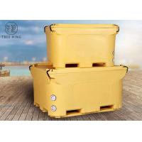 Buy cheap Industrial Ice Cooler Roto Molded Cooler Box Insulted For Fish Storage Over 300quart from wholesalers