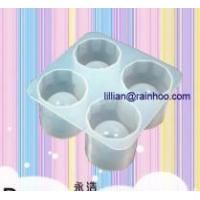 China Silicone Star Ice Cube Tray RH-SI010 on sale