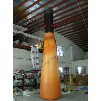 Buy cheap UV Protective PVC Tarpaulin Inflatable Bottle For Indoor Activities With Silk - Screen Printing from wholesalers