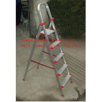 Buy cheap Super light folding ladder Aluminium ladder from wholesalers