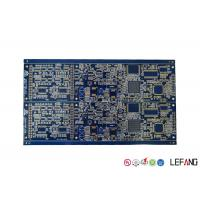 Buy cheap TG130 PCBgid Printed Circuit Boards 4 Layers 1.6 Mm  Thickness For Safety Detector product