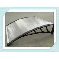 Buy cheap Polycarbonate door canopy/PC window awning/plastic door awning/front door canopy/5mm Hollo from wholesalers