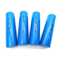 Buy cheap 1KHz 3.2V 1500mAh Rechargeable LiFePO4 Battery IFR18650 For Emergency Lighting with KC CB UL from wholesalers