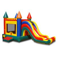 Buy cheap Arch Inflatable Bounce House Ball Pit Combo , Outdoor Games Wet Dry Bounce House from wholesalers