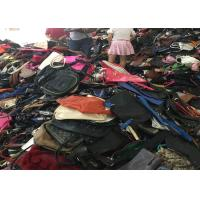Buy cheap Beautiful Used School Backpacks , Second Hand School Bags Mixed Size from wholesalers