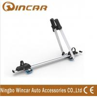 Buy cheap Frame / Wheel bicycle jeep auto Adjustable Aluminum Roof Rack Bike Carrier from wholesalers