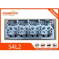 Buy cheap Mitsubishi Engine Cylinder Head S4L S4L2 For Forklift , Excavator , Construction from wholesalers