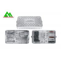Buy cheap Sterile Metal First Aid Medical Instrument Kit For Osteotomy Knee Surgery from wholesalers