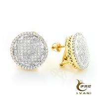 Buy cheap New products very hot  hip hop earrings from wholesalers