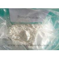 Buy cheap Benzocaine Local Anesthetic Drugs 94-09-7 , Pharma Grade Raw Steroid Powder from wholesalers
