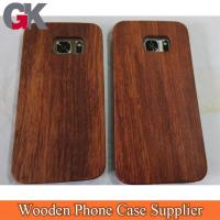 Buy cheap Wood+PC Phone  Case for samsung galaxy S7 from wholesalers