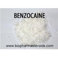 Buy cheap Pharmaceutical Intermediates Benzocaine 94-09-7 Pain Relieving Anesthetic Drugs from wholesalers