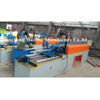 Buy cheap Stud And Track Cold Roll Forming Machine For Ceiling Partition Cr12 Rollers from wholesalers