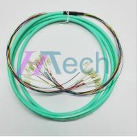 Buy cheap LC-LC 24 core Multimode 10Gb Ethernet OM3 Fiber Cable from wholesalers