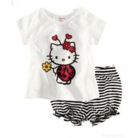 Buy cheap Offer 2012  Septermber  New Design Gop Pajamas With Hello Kitty from wholesalers