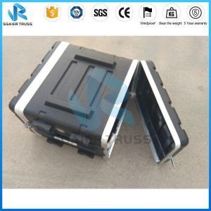China Abs Rack Flight Case Amplifier 3u Rack Case / 6u Rack Case / 8u Rack Case on sale