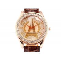 Buy cheap Leather Womens Wrist Watches from wholesalers