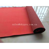 Buy cheap Custom Foldable Neoprene Rubber Sheet Gym Mat Exercise Jute Earthing With Multi Colors from wholesalers