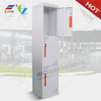 Buy cheap Three door steel locker FYD-G003,H1850XW380XD450mm,Knocked down structure,white color from wholesalers