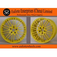 """Buy cheap SS wheels-Light Weight 18"""" Red With Black Forged Wheels For Off Road Car product"""