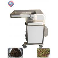 Buy cheap Automatic Industrial Cranberries Slicing Equipment , Dried Fruit Dicer Machine from wholesalers