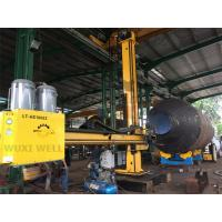 Buy cheap Automatic Column And Boom Welding Manipulators for Boiler Vessel Tank SAW CO2 Flux Recovery from wholesalers
