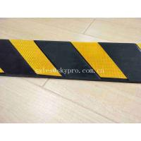 Buy cheap Heavy Duty Molded Rubber Products , 800mm Durable Crashproof Corner Protector from wholesalers